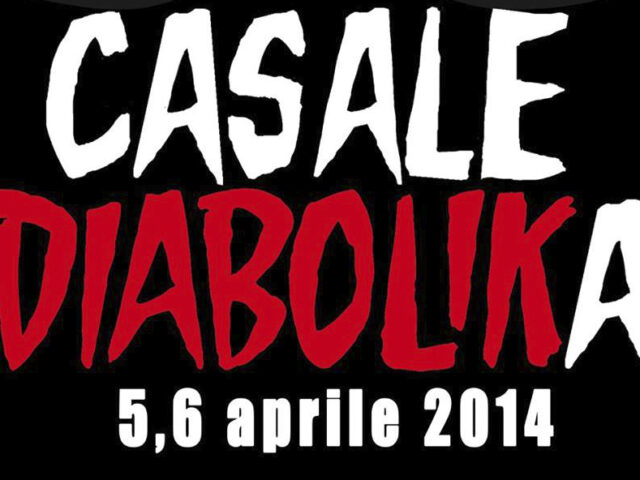 Casale Diabolika: il 5 e il 6 aprile a Casale Monferrato