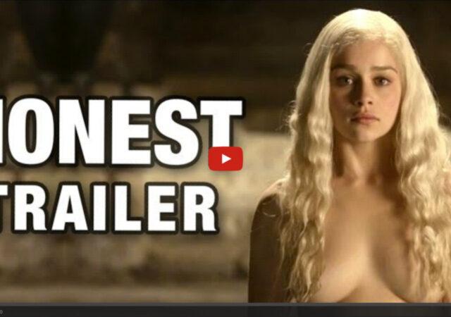 """Game of Thrones: il trailer """"onesto"""" (divertentissimo!)"""