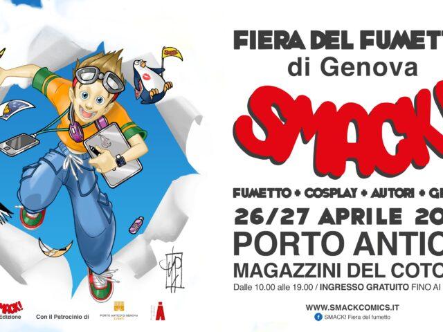 Genova Smack!: 26/27 aprile la quarta edizione