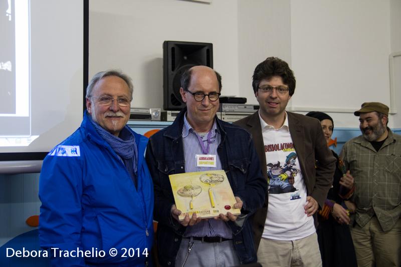 Albissola-Comics-2014: Mauro Boselli