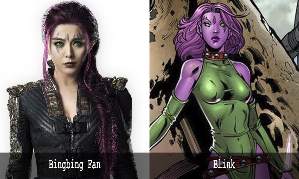Blink - Bingbing Fan