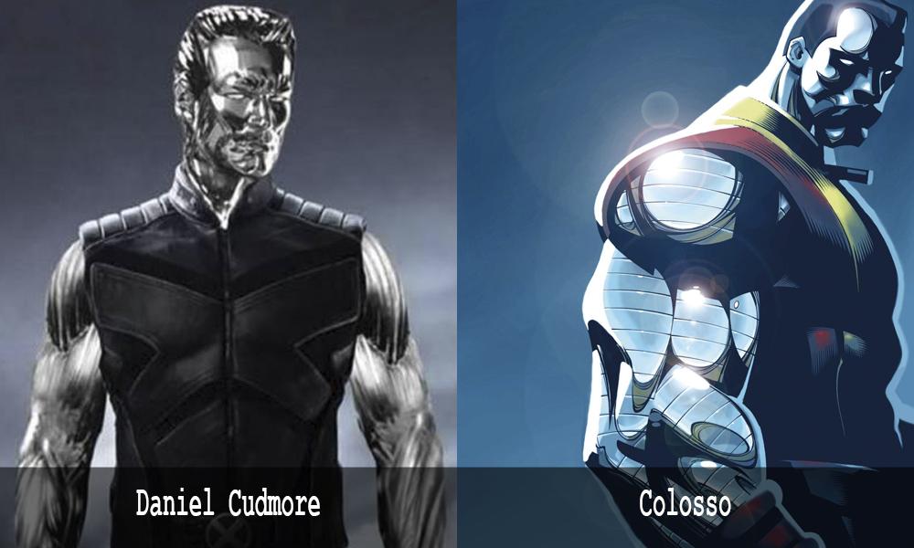 Colosso - Daniel Cudmore