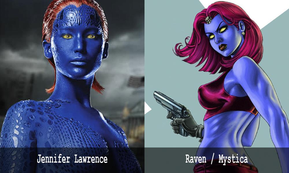 Mystica - Jennifer Lawrence