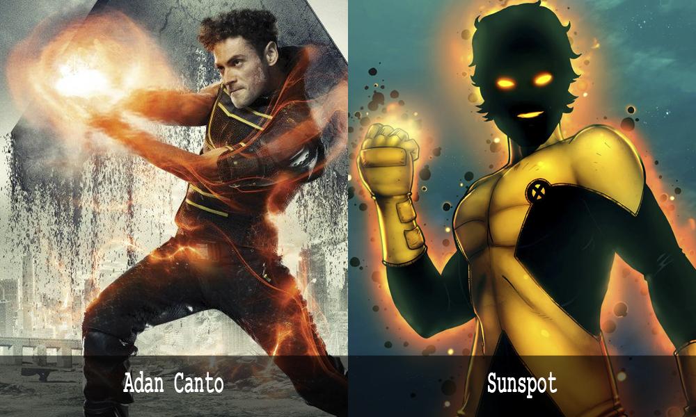 Sunspot - Adan Canto