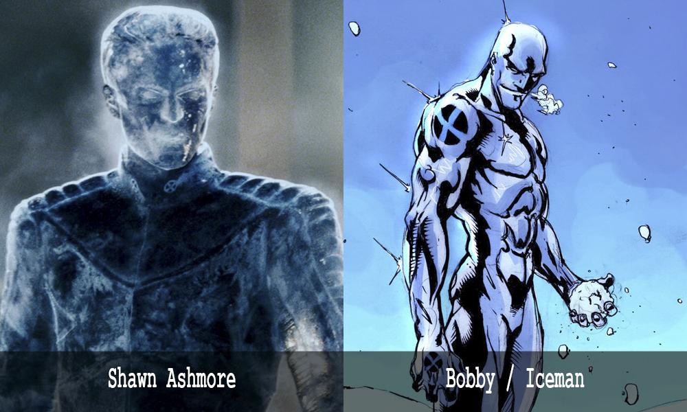 Uomo ghiaccio - Shawn Ashmore