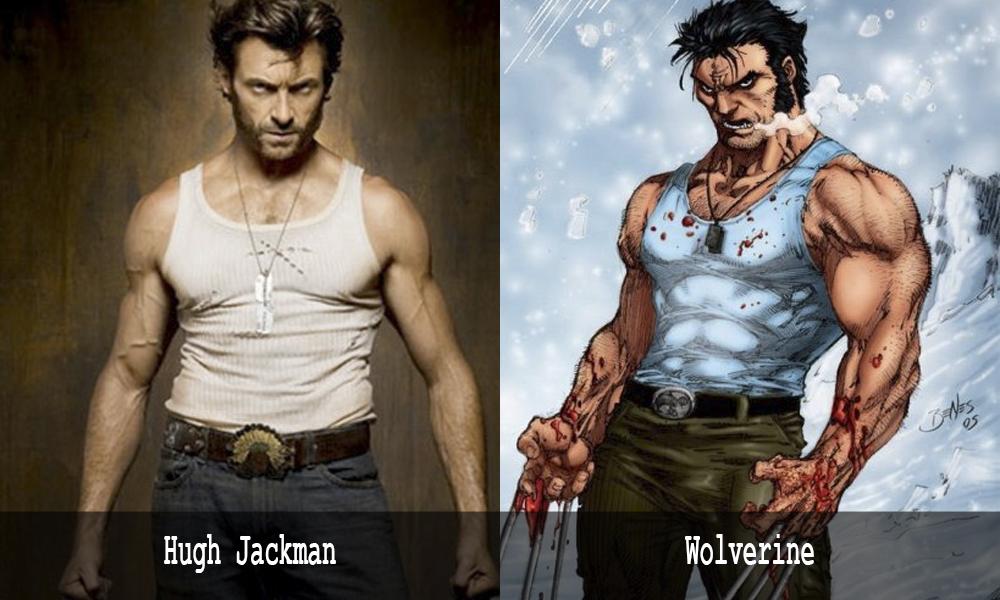 Wolverine - Hugh Jackman
