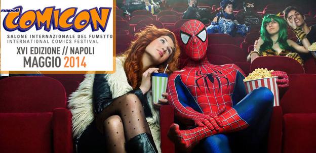 Napoli Comicon 2014: Tutti gli ospiti