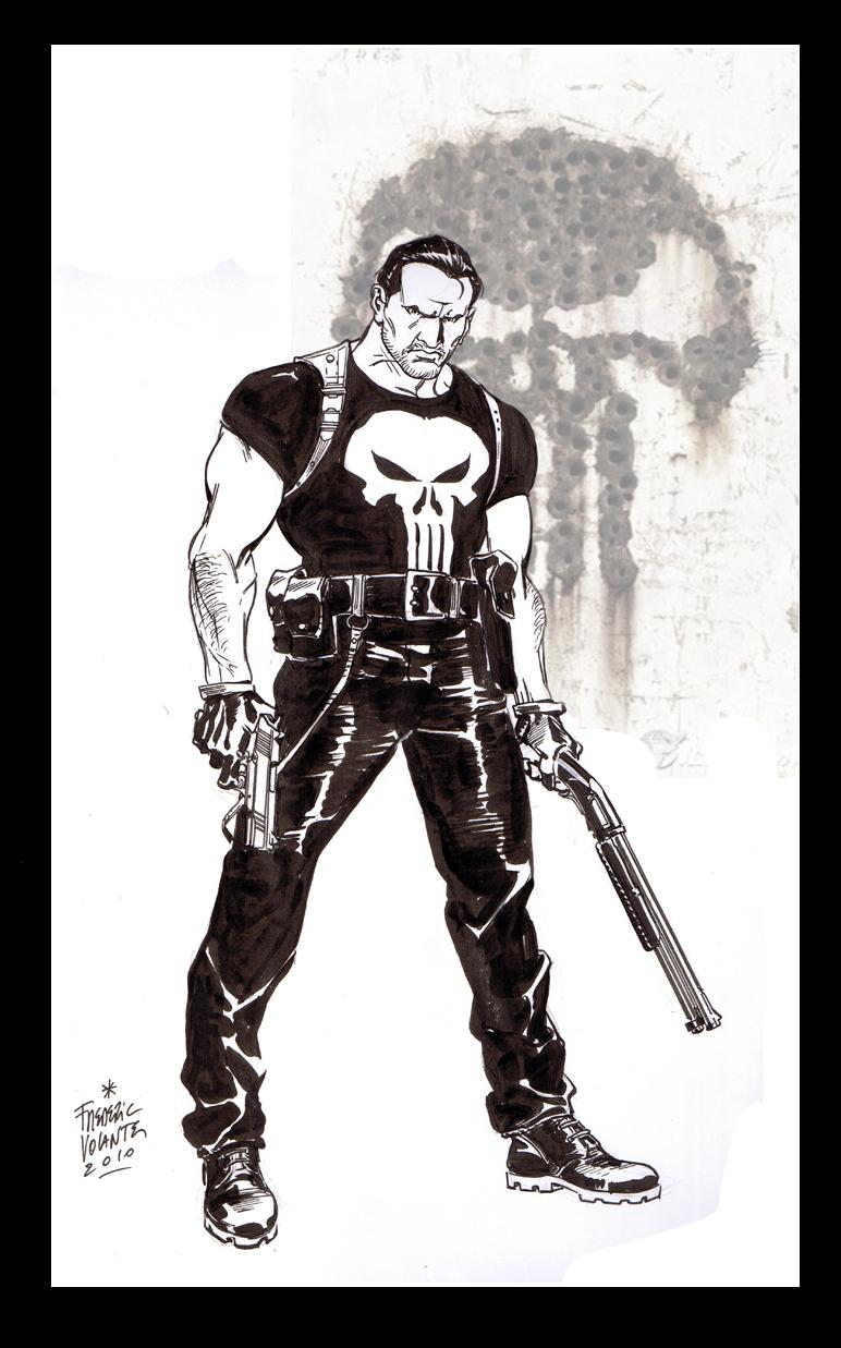 Frederic Volante - Punisher