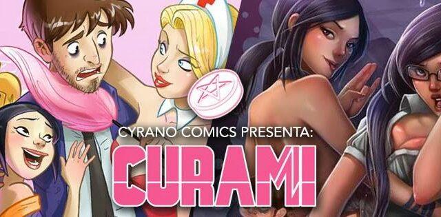 Curami: il fumetto erotico targato Cyrano Comics (la recensione)