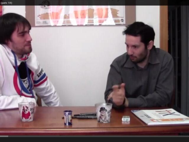 Frederic Volante: intervista al disegnatore di Lukas e Nick Raider [video]