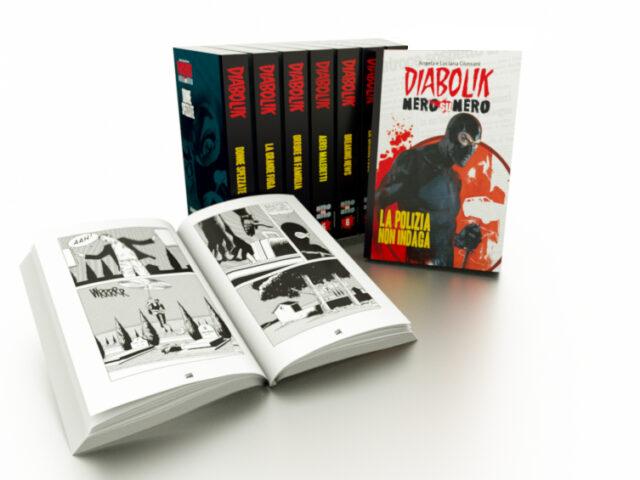 Diabolik – Nero su nero: le storie diabolike ispirate alla cronaca nera