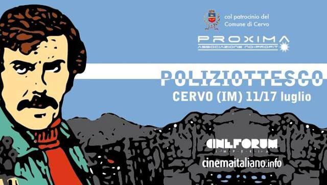 Mostriamo il Cinema 4: a Cervo (IM) il cinema poliziottesco