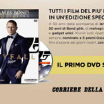 James Bond Collection: in edicola tutta la saga di 007 in DVD