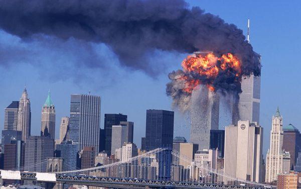 11 settembre 2001 - torri gemelle