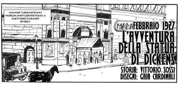 21 Baker Street 2 - 5