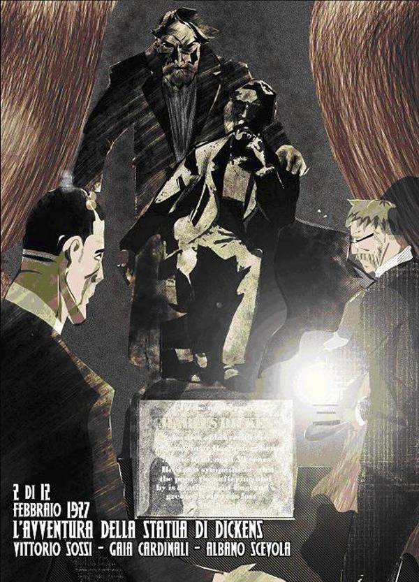 21 Baker Street 2 cover