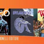 Sergio Bonelli Editore: domani grandi novità in streaming