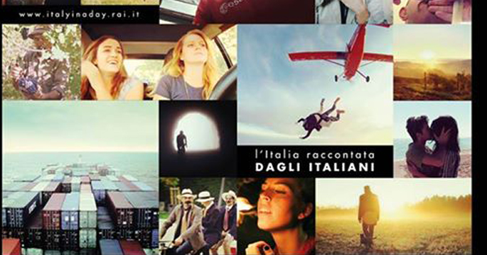 27 settembre - Italy in a day