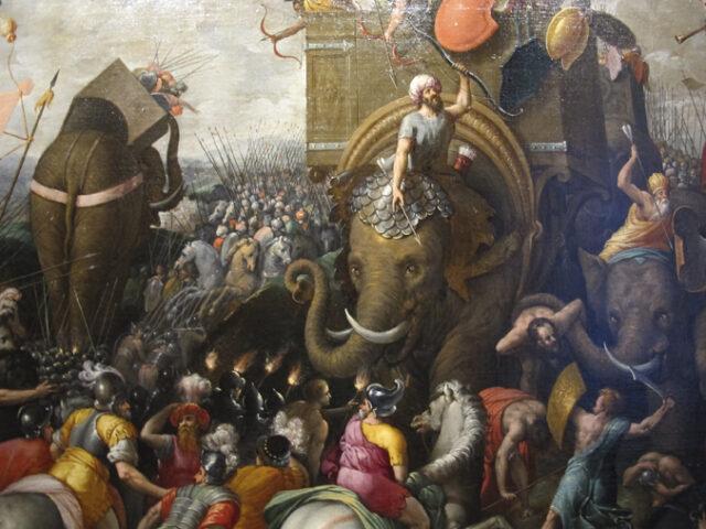 Accadde oggi (18 ottobre): Scipione l'Africano sconfigge Annibale
