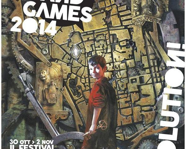 Lucca Comics and Games 2014: salta la fila, Silver e Assassin's Creed