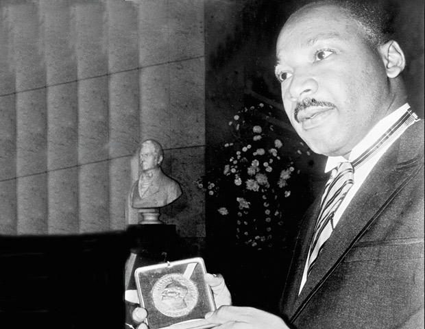 Accadde oggi (14 ottobre): Martin Luther King vince il Premio Nobel per la Pace