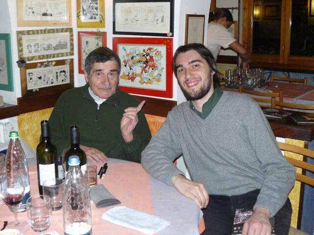 Giorgio Rebuffi: addio al papà di Tiramolla e Pugacioff