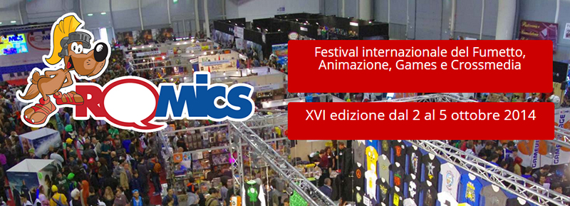 Romics-2014