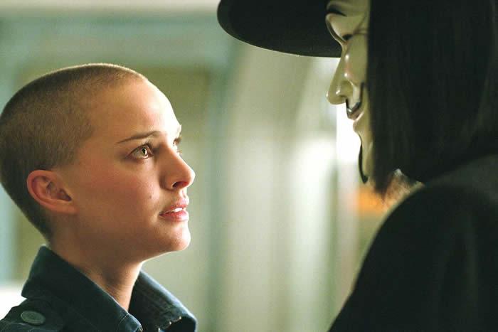 12 ottobre V per Vendetta