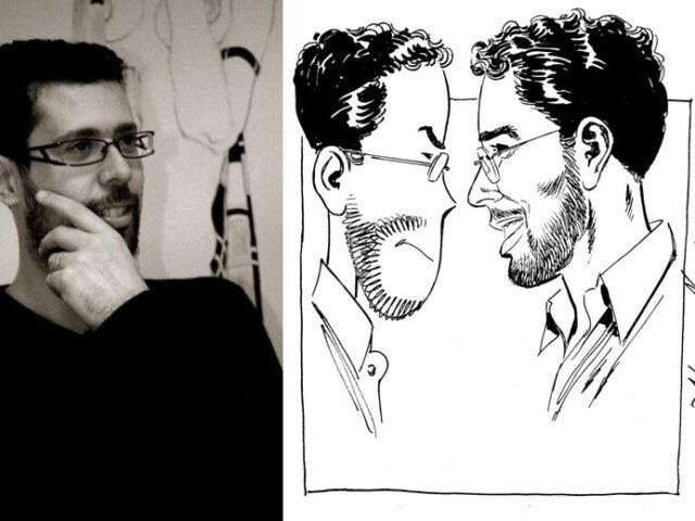Alessandro Nespolino: intervista al disegnatore di Volto Nascosto e Adam Wild
