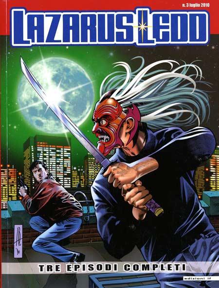 Lazarus Leed