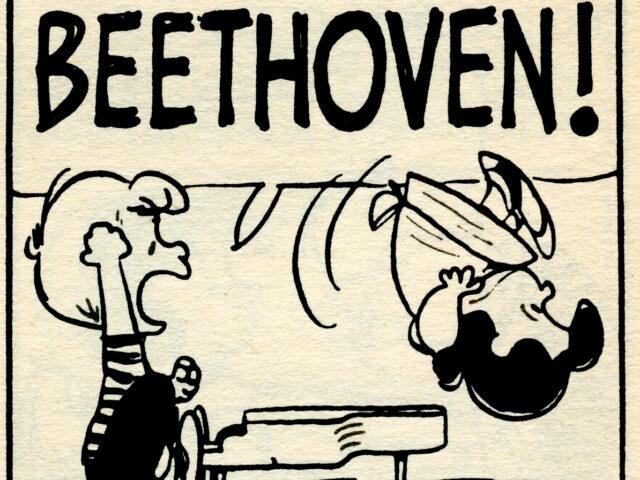 Bam, bam, bam, baaaam!: la mostra di Beethoven a fumetti