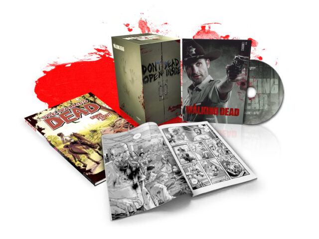 The Walking Dead: in edicola Fumetti + Serie TV