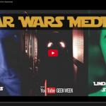 Star Wars Medley: bellissima versione voce e violino