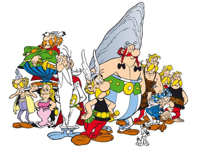 Asterix: la serie completa con la Gazzetta dello Sport