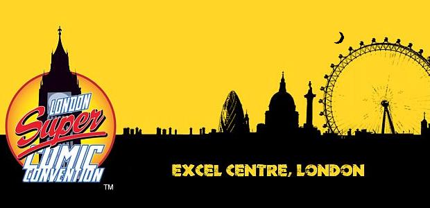 London Super Comic Con 2015: la lista degli ospiti (quarta parte)