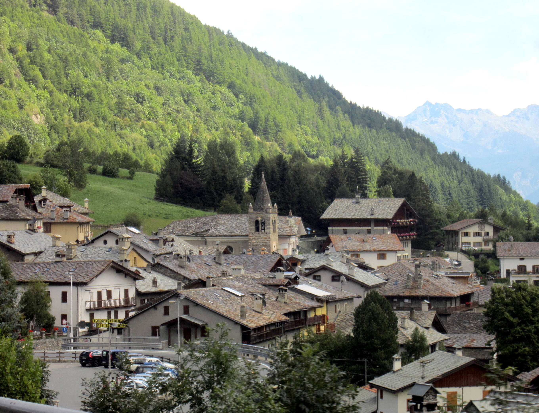 Etroubles - uno dei borghi più belli d'Italia