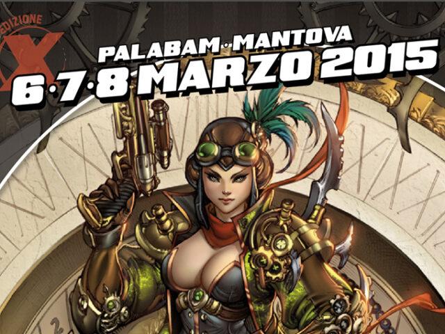Mantova Comics: il programma della decima edizione