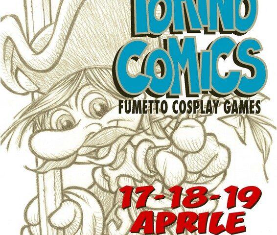 Torino Comics 2015: ecco le informazioni principali
