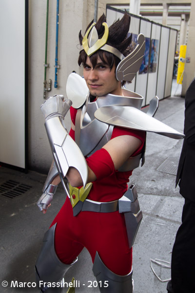 Torino Comics 2015 cosplay