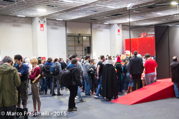 Torino Comics 2015 Gallery