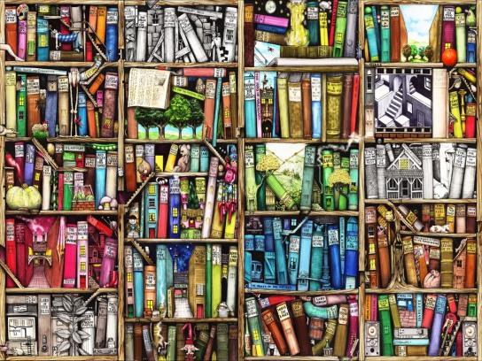 Le 20 saghe letterarie più vendute di sempre