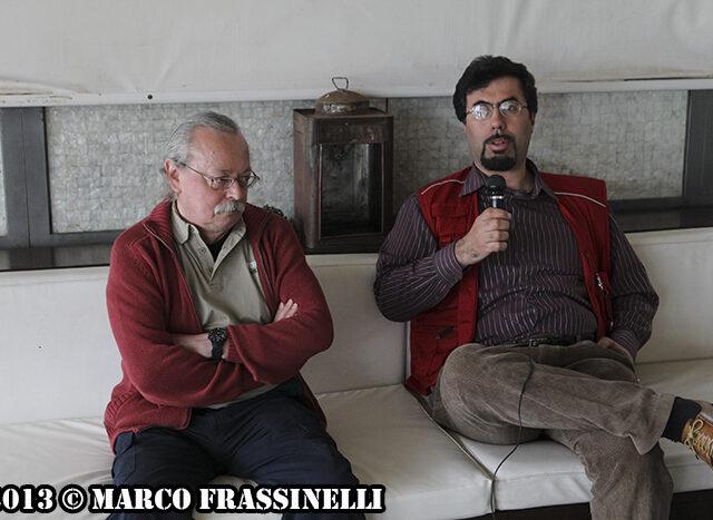 Albissola Comics 2013: Sandro Dossi e il fumetto umoristico [video]