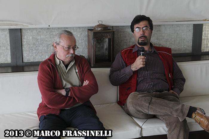 Sandro Dossi ad Albissola Comics