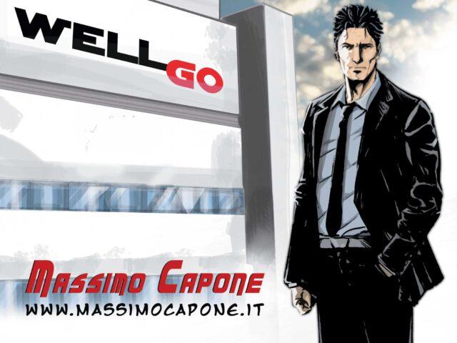 Massimo Capone: torna il fumetto della Balluff Automation