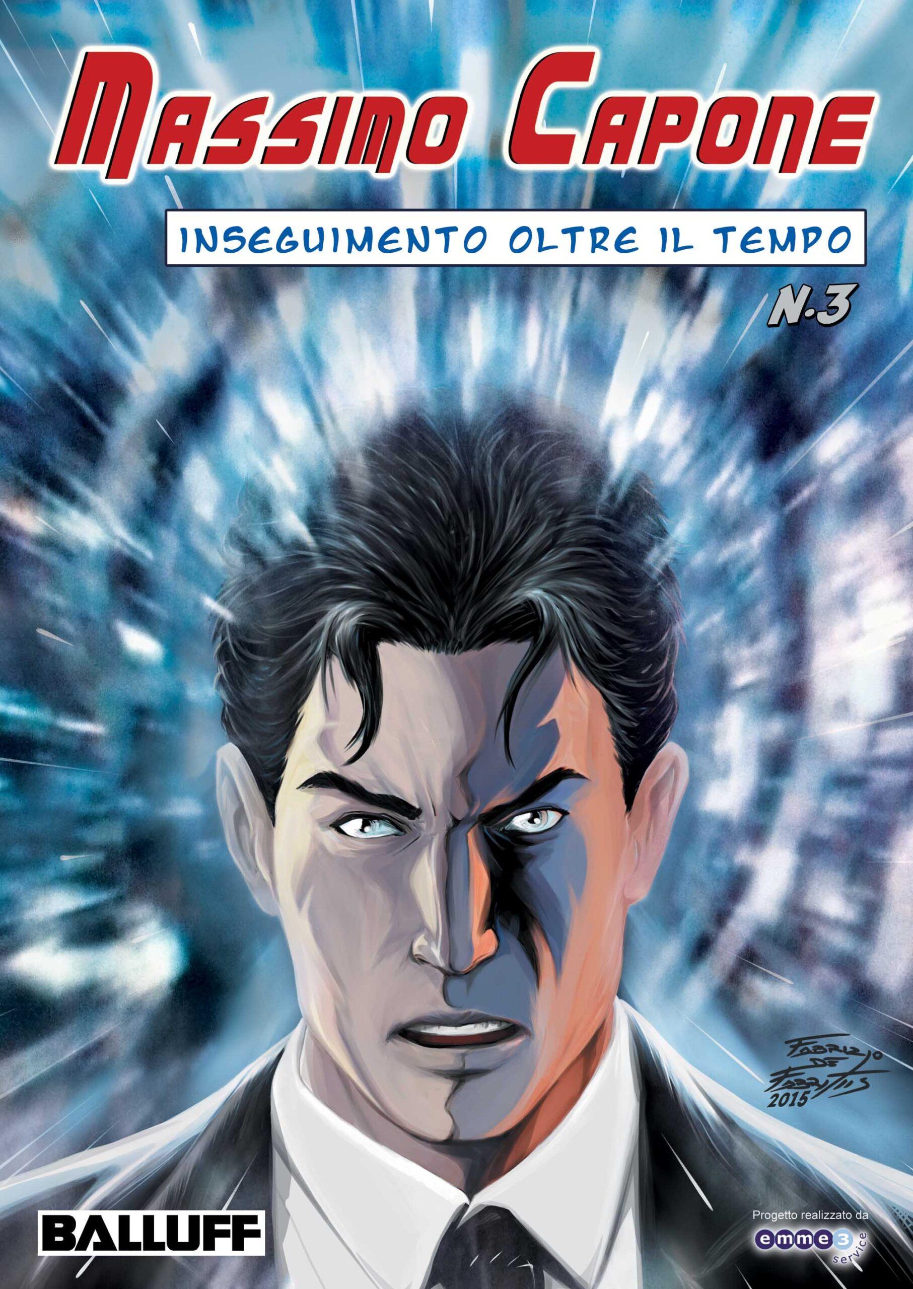 Massimo Capone Cover