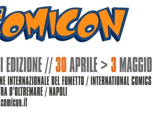 Napoli Comicon 2015: tutti gli ospiti