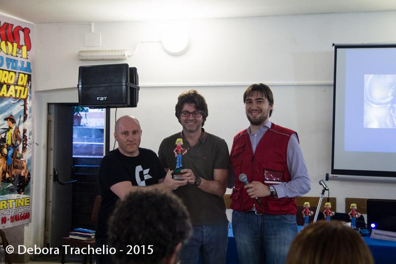Premio per Stefano Intini come autore umoristico