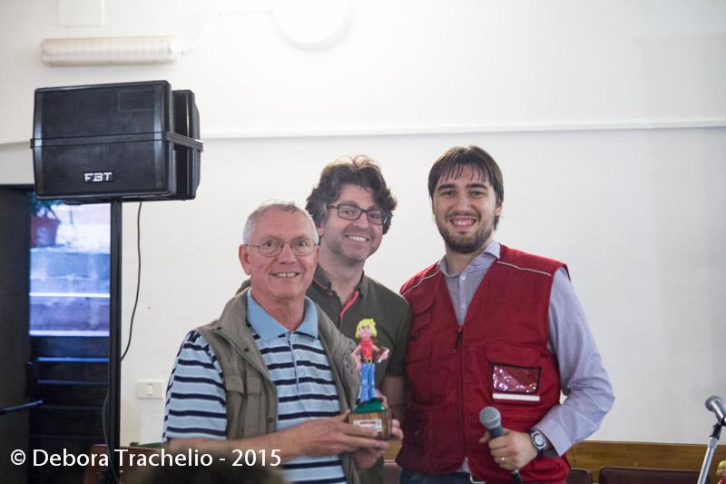 Premio per Roberto Bonadimani come autore unico