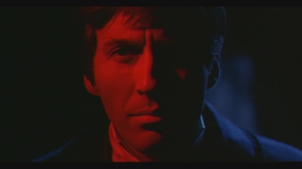 La frusta e il corpo - Christopher Lee