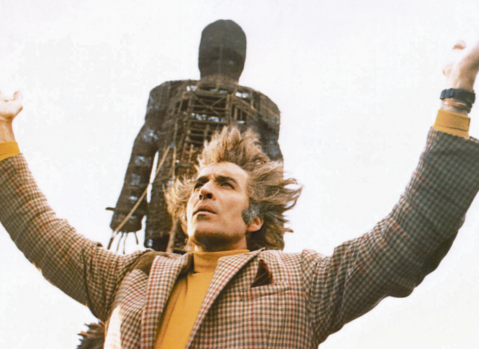 The Wicker Man - Christopher Lee